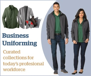 Business uniforming - curated collections for today's professional workforce